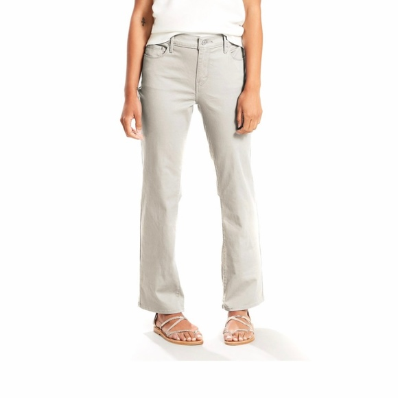 a47c85920 LEVI S 505 Straight Jeans Pumice Stone Size 14